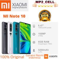 Xiaomi Mi Note 10 Garansi Resmi TAM 2 Tahun