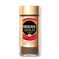 Nescafe Gold Decaf Rich & Smooth Pure Soluble Coffee 100gr