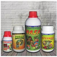 Paket Pertanian Pupuk Organik Nasa pupuk buah padi bawang cabe jagung