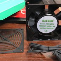 COOLING FAN RAYDEN 12x12