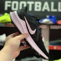 Sepatu running nike downshifter 10 original black white new 2020