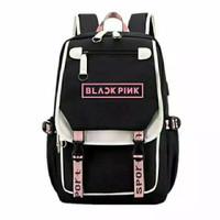 tas ransel BlackPink stylish wanita tas sekolah wanita fashion remaja.