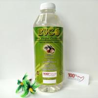 VCO / EVCO ORGANIC / EXTRA VIRGIN COCONUT OIL KULITAS EXPORT 1LITER