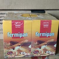 Fermipan Ragi Instan Sachet 4x11g Instant Yeast Box