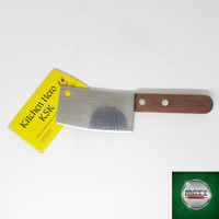 Pisau Golok Mini / Chopper Knife Mini 7cm