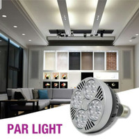 lp bohlam par30 led 35 watt lampu sorot fiting e27 spotlight - Warm White