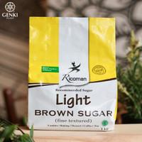 Ricoman Light Brown Sugar - 1 kg