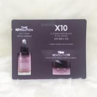 Missha Time Revolution Night Repair Probio Ampoule and Cream