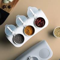 Kotak Tempat Bumbu Dapur - Spice Jar