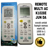 REMOTE AC MULTI /UNIVERSAL JUN DA K-1028E