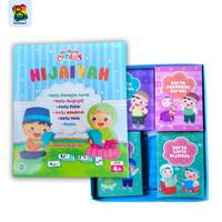 Flash card anak - kartu cerdas hijaiyah - zikrul