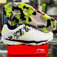 Sepatu Badminton Lining Ranger 4.0 / IV TD AYTQ 053 / AYTQ053 White