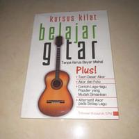 Buku Keterampilan - Kursus Belajar Gitar