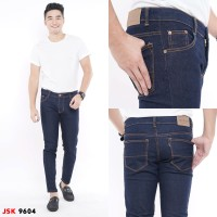 Celana Skinny Jeans Pria Polos BigSize JSK original Product