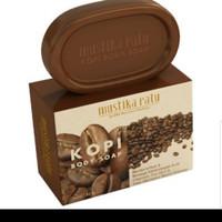 MUSTIKA RATU COFFEE BODY SOAP 85 GR