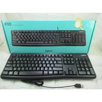 Keyboard USB Logitech K120