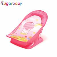 Sugar Baby Deluxe Baby Bather (Tempat Mandi Bayi)-Roxie Rabbit-Pink