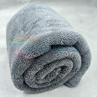 Drying Towel Microfiber Jumbo Twisted 70 x 90