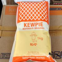 Kewpie Mayo Original 1kg Halal Mayonaise Pouch Refill 1 kg GOSEND