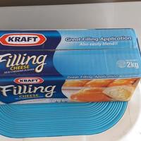 Kraft cheese filling 2kg