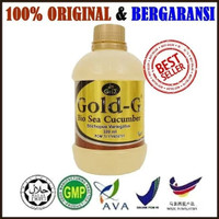 Jelly Gamat Gold G Sea Cucumber 320ml Gold G 320ml