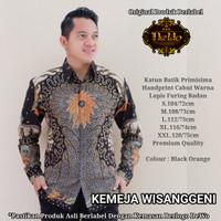Basudewo Lawasan Kemeja Batik Original Solo High Quality