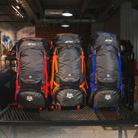 Tas Keril Carrier Rei New Kapuas 60L not Eiger Consina TNF