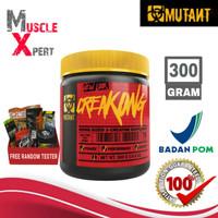 Mutant Creakong Mutan Creakong Mutant Creatine Powder Kreatin BPOM
