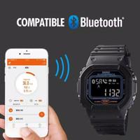 Jam Skmei 1629 smartwatch bluetooth bergaransi