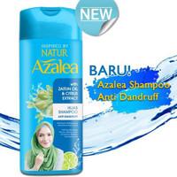 natur shampoo hijab azalea 180 ml