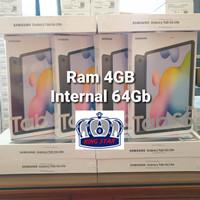 Samsung Galaxy Tab S6 Lite 4/64 Garansi Resmi 1 Tahun - Orchird Gray