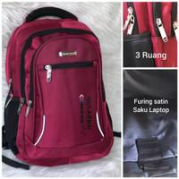 Tas Backpack Pria Ransel Import Premium Tas Kantor Tas Laptop