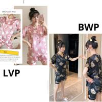 White Dianna Lingerie Baju Tidur Wanita Seserahan Premium Import