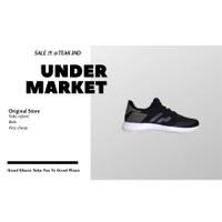 sepatu sneakers piero nebula px1 evo black