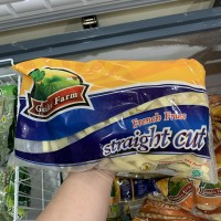 Golden Farm Kentang Goreng French Fries Straight Cut 1kg