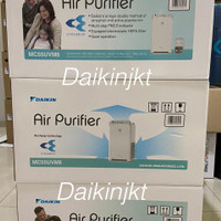 Daikin Air Purifier MC55UVM6 Pembersih Udara Bebas Asap DOUBLE METHOD