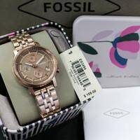 Jam Fossil ES 3494 original bergaransi free box