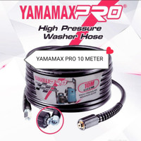 YAMAMAX PRO Selang Steam Jet Cleaner High Pressure Washer Hose 10m HIT