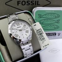 Jam Fossil AM 4509 original bergaransi free tin box