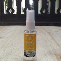 Parfum sepatu sukabeda aroma Vanilla 60ml lebih harum&aman dikulit