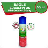 CAP LANG EAGLE EUCALYPTUS DISINFECTANT SPRAY 50 ML