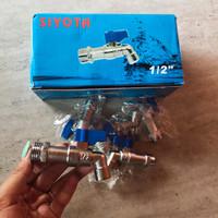 """Kran cebol model ONDA 1/2"""" - Kran Mini - Keran Air"""