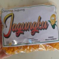 emping jagung mentah 200gr