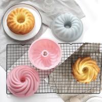 PANACHE Savarin Silicone Baking Mould Loyang Kue Puding Chiffon