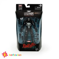 Action Figure Marvel Legends Avengers War Machines - The Punisher
