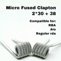 Micro Fused Clapton Nano Superfine for RBA Aio by Aghanim