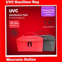 UV Sterilizer box UVC Disinfectant bag pembunuh kuman virus bakteri