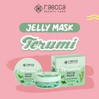 Masker Jelly Petals Raecca Terumi (kulit berjerawat&berminyak)