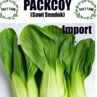 Benih Bibit SAWI PAKCOY Import ( Sawi Sendok )