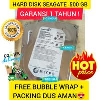 HDD SEAGATE 500GB VIDEO ORIGINAL HARD DISK CCTV 500 Gb Garansi 1 Tahun